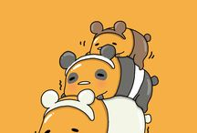 Phone Wallpaper - We Bare Bear