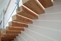 Escadas / Inspiração para nossos projetos! www.vdarquitetura.com