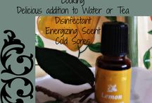 Oil | Young Living / by Leah Ried
