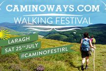 CaminoWays.com Walking Festival 2015 / Celebrate St James Day 2015 with the CaminoWays.com team!  We are hosting our second CaminoWays.com Walking Festival in County #Wicklow #Ireland.   Don't miss the fun! http://caminoways.com/walking-festival-2015