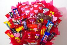 Valentine's Day - I Love You candies