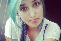 Color hair / Cabelo, cabelo meu, se você não fosse meu eu não seria tão... eu