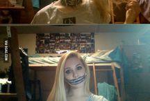 Cosplay/Makeup/Halloween