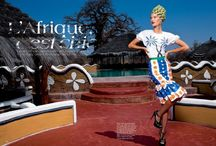 Ethnic Fashion Editorials / For more ethnic style and tribal fashion visit: http://www.wandering-threads.com/
