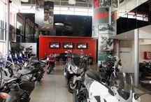 Yamaha 2012 / Proyecto tienda realizado año 2012, Santiago, Chile Avenida Las Condes 8326