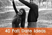 Date Night & Family Night / Date Night & Family Night Ideas