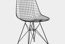 chair inspiration | metal