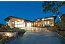 Mountain Modern House plans / by C Collins