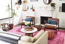 splash of pink rug
