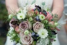 Becky's wedding flower ideas