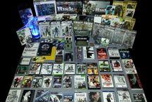 Videojuegos y merchandising Colecciones