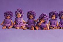 BABIES INTO CHILDREN / by Carla Kinnee