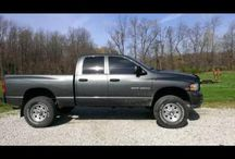 Dodge Ram Lifted Trucks / Dodge ram Lifted Trucks / by GMC Sierra