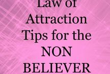 Law of Attraction <3
