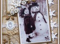 Nellie snellen kerstkaarten