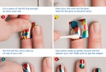 Nails!!! / A board for nail tutorials that are CUTE!!!