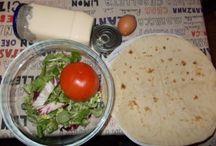 Recetario de cocina / Multiples recetas para cocinar.