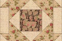 Quilts---BlocksOnly / by Sue Dodge