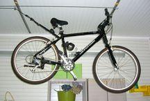 Rowery - przechowywanie