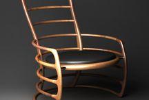 My inspiration: Furniture