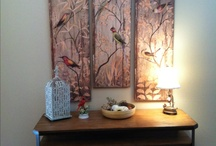 Home Decor / by Sandra Harshbarger