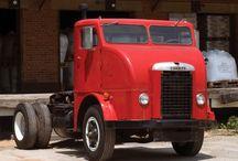 Legendary & Oldtime CORBITT trucks / Oldtime trucks of the brand CORBITT.