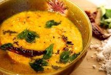 Spicy Curries / Spicy hot curries from all over the world