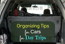 Organizing your Vehicle