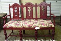 Repourpose furniture