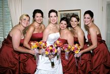 Bridal Party. It wouldn't be a party without you!