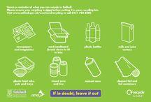 Rubbish & Recycling