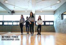 choreography that I love