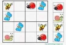 Sudoku gyerekeknek