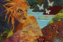 my art quilt