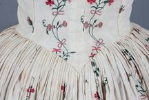 18th Century Gowns / by Sew 18th Century
