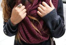 Knit Color/Ideas Board / by Jamie Alexakos