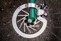 Protector de disco de freno (Bike Polo)