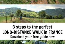 Best of...I Love Walking in France / Highlights of long-distance walking in France