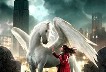Pegasus and the flame of Olympus