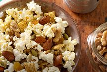 Healthy Popcorn Recipes / JOLLY TIME popcorn healthy recipes! / by JOLLY TIME Pop Corn