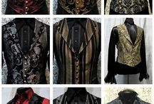 Steampunk (Sub Culture) / Examples of Steampunk fashion