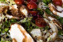 Ensaladas / Recetas ricas, saludables y muy sencillas de ensaladas.