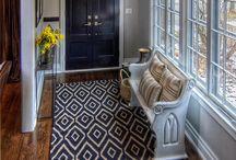 Front door carpet