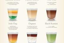 Cocktails / Beautiful boozy drinks