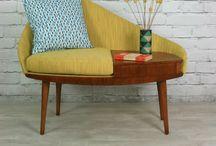 Vintage møbler