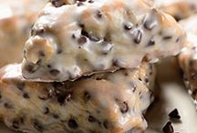 Scones, Muffins, breads, and pies! / Perfect for breakfast... or Dessert!