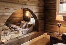 Ideer til hytte å hus