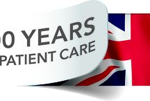 British  / Salts Healthcare founded 1701 the oldest medical manufacturing company in the UK