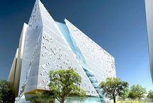 Impressive buildings