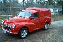 Morris Minors Original and Customs